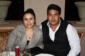 26022020 Mariana Cavelaris y Juan Carlos Castañeda.