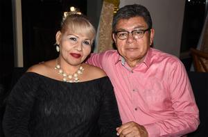26022020 Sara Orozco y Mario Gómez.