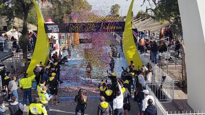 Con gran entusiasmo, corren el Maratón Internacional Lala 2020