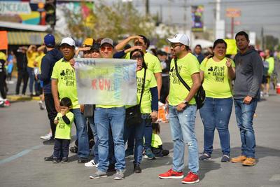 Apoyan a corredores del Maratón Internacional Lala 2020