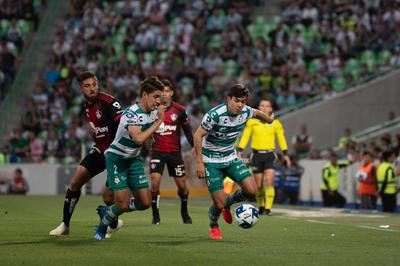 Santos vs Atlas    Jornada 8 clausura 2020 Santos vs Atlas