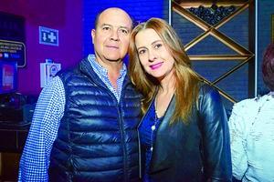 Gerardo y Nora