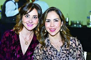 Alejandra y Mary Carmen.