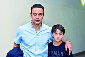 Alejandro y Jose Luis Garcia.