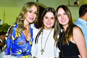 Ileana,Romina y Roxana.