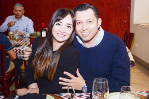 Laura y Cristian