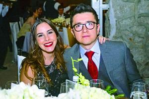 Ana Cecilia y Carlos