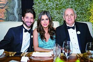 Rafa, María José y Manuel