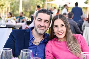 Ricky y Caro.