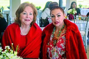 Nancy y Susana