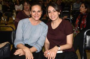 02032020 Ana Isabel Castillo y Mariana Pérez Brunet.
