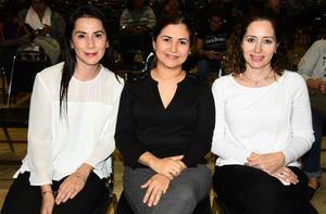 02032020 Ileana Bejos, Verónica Garza y Liliana Aldrete.