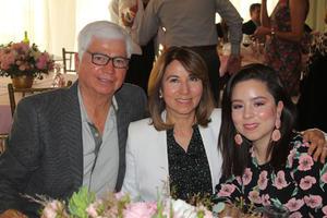 03032020 Francisco Zamora, Susy Sánchez y Azu Mendoza.