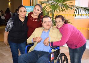 02032020 Karla Liliana Barrios, Juan Medina Chávez, Romelia Chávez y Laura Enríquez Arreola.