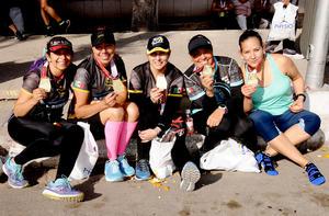 03032020 PRESUMEN SUS MEDALLAS.  Rocío, Uly, Alma, Pily y Gloria.