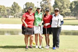 29022020 Rosy Tafoya, Ana Laura de Villarreal, Sandra Ávila y Juanis Adame.