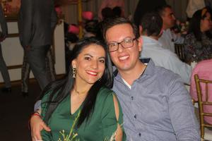 29022020 Betsy López y Eduardo Jiménez.