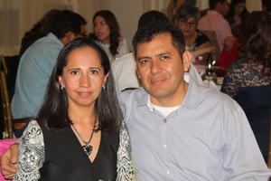 03032020 Adriana Gamboa y Leopoldo Domínguez.