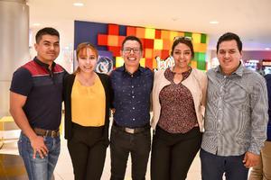 04032020 Ricardo, Alejandro, Christian, Evelyn y Jonathan.