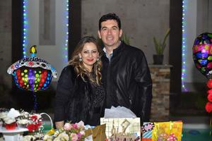 04032020 UNA VUELTA MáS AL SOL.  Sandra Romero festejó su cumpleaños rodeada de sus seres queridos.