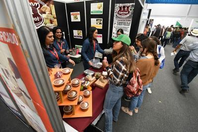 El tema central de este año es 'El sector agropecuario unido y en acción por México'.