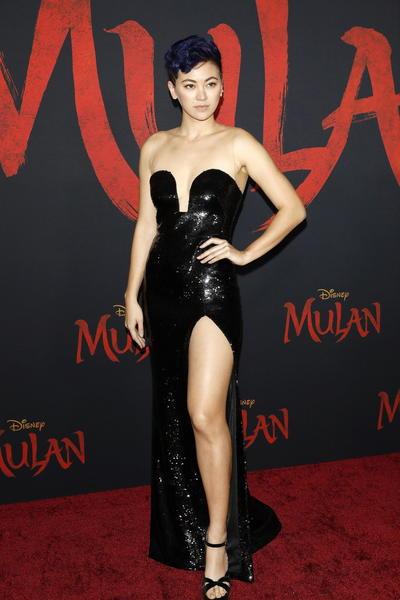 Mulan celebra su estreno mundial en Hollywood