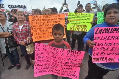 Decenas de tráileres participan en la Caravana por la Solidaridad