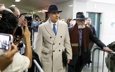 Las imágenes del juicio que sentenció a Harvey Weinstein a 23 años en prisión