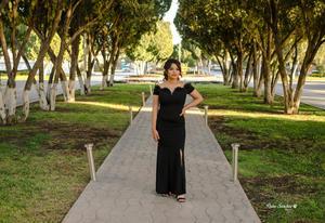 08032020 Ángela Salas en una fotografía de estudio.