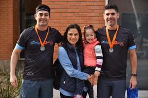 06032020 Luis, Alejandra, Mariana y Miguel.