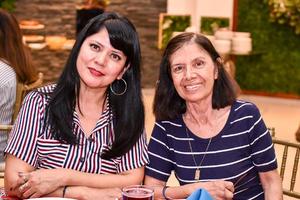 07032020 Cecy Díaz Flores y Emma Ramírez.