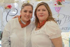 11032020 MUY CONTENTAS.  Graciela y Laura.