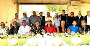 08032020 GRATA CONVIVENCIA.  Reunión de ex Apaches Dorados de la PVC.