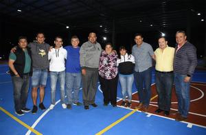 06032020 Eduardo, Francisco, Antonio, Francisco, Rocío, Liliana y René.