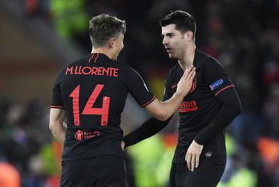 Atlético de Madrid avanza a 'cuartos' de la Champions League
