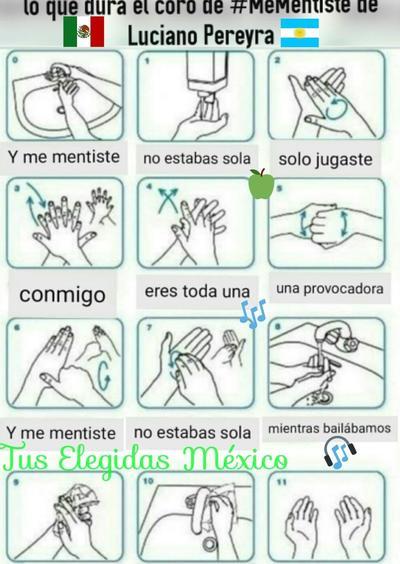 MEMES: Las canciones que puedes cantar mientras te lavas las manos