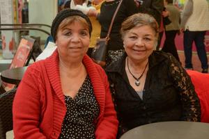 13032020 EN RECITAL MUSICAL.  Leticia Fuentes y Graciela.