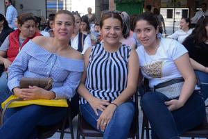 14032020 Perla, Isela y Vanessa.