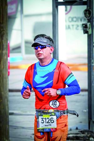 15032020 CUMPLE SUS OBJETIVOS.  Chuy Cruz, conferencista Internacional participando en el Maratón Lala 2020, lagunero de nacimiento actualmente radica  en Aguascalientes.