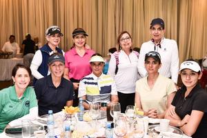 14032020 PRESENTES EN PREMIACIóN.  Fernanda, Jaqueline, Gaby, Mónica, Marcela, Norma, Esther, Silvia y Leticia.