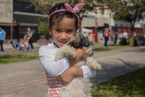 17032020 Alejandra y su mascota Abi.