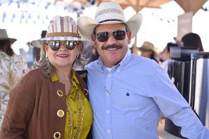 12032020 Gladys Atala y Carlos Mario Villarreal.