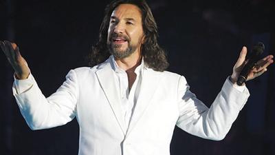 Marco Antonio Solís canceló conciertos en Honduras y Colombia.