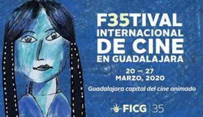 La 35 edición del Festival Internacional de Cine en Guadalajara, que comenzaría el próximo viernes, fue pospuesto como medida preventiva contra el coronavirus.