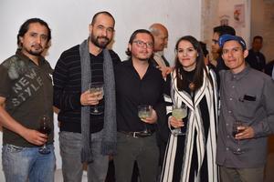 18032020 Miguel, Javier, Bod, Pamela y Adán.