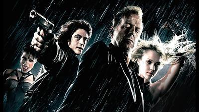 3. Frank Miller's Sin City Varias historias se entrecruzan en una ciudad depravada y decadente. Marv se propone vengar la muerte de Goldie, Dwight es un detective con problemas que resolver y Hartigan, el único policía honrado de la ciudad, sigue la pista de una joven.