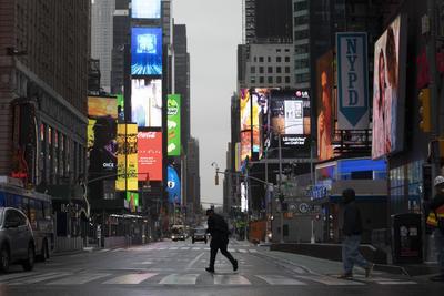 Nueva York ha pasado a ser uno de los epicentros del virus.