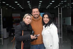 20032020 Brenda. Luis y Yolanda.