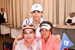 21032020 Mary Eguia, Lety Jaramillo, Mary Carmen Fuentes y Laura Jaramillo.