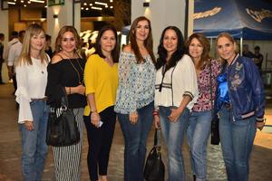 19032020 Ilse, Silvia, Corina, Mónica, Tensy, Adriana y Vicky.